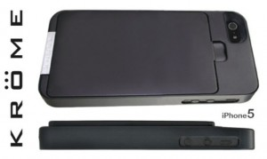 Cargo Case iphone 5