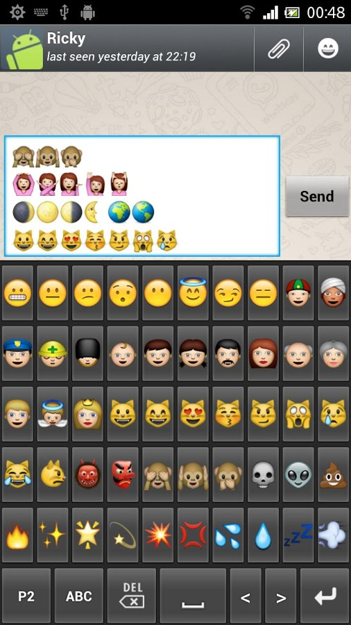 Emoji Keyboard for iOS and Android