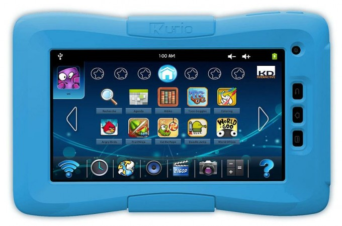 Best Kid Friendly Android Tablets