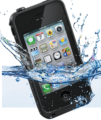 life proof water proof case