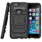 i-BLASON Prime Series Dual Layer iPhone 5S Holster