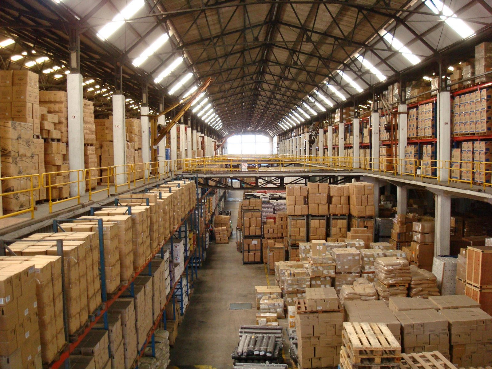 warehousing inventory