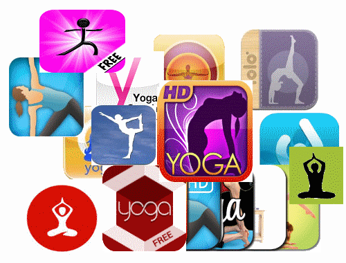 ipad yoga apps
