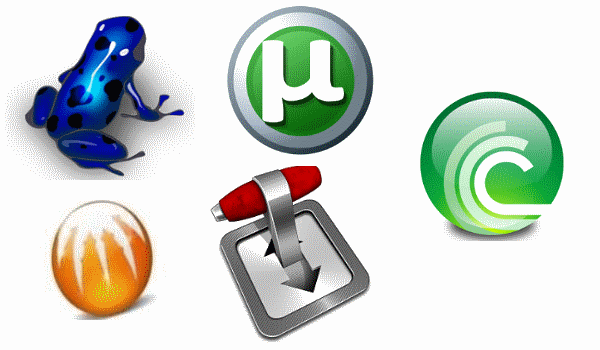 torrent client icons