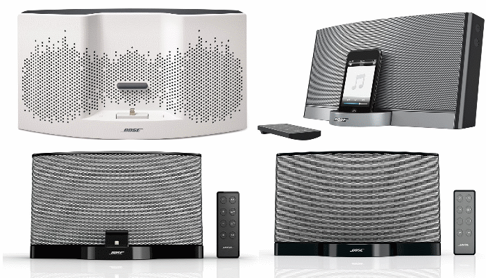 bose docking stations top quality sound for your iphone. Black Bedroom Furniture Sets. Home Design Ideas