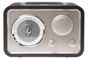 Crosley Solo CR221 Tabletop Radio