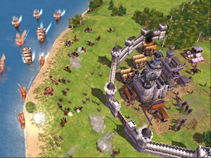 Empire Earth strategy game