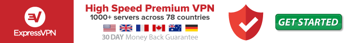 ExpressVPN High Speed Premium VPN (728×90)