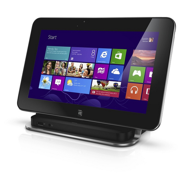 Dell XPS 10 Tablet Computer with Dock