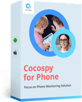 Cocospy - Phone monitoring solution