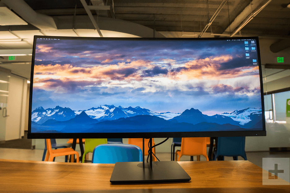 HP Z38c 37.5-inch curved display